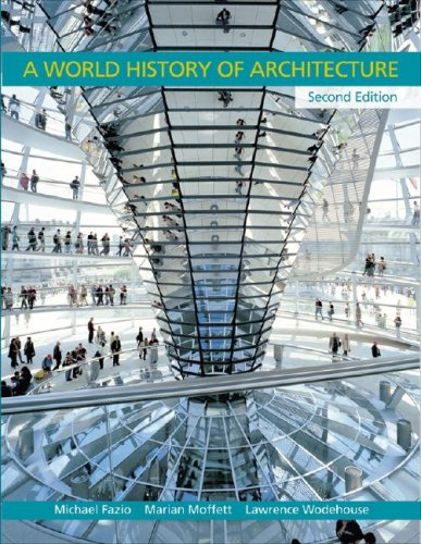 World History of Architecture  2nd 2008 edition cover