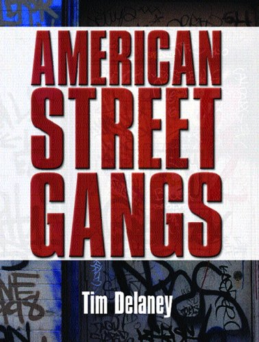 American Street Gangs   2006 edition cover
