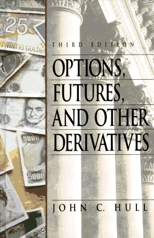 Options, Futures and Other Derivative Securities  3rd 1997 edition cover