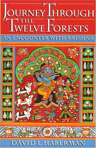 Journey Through the Twelve Forests An Encounter with Krishna  1994 edition cover