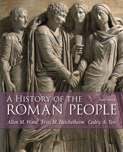 History of the Roman People  6th 2014 (Revised) edition cover