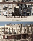 Conformity and Conflict: Readings in Cultural Anthropology  2015 edition cover