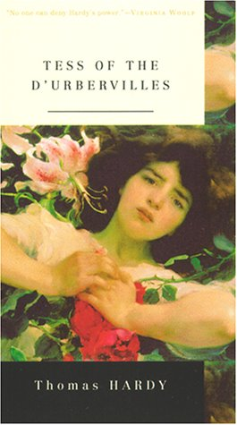 Tess of the d'Urbervilles A Pure Woman  2001 edition cover