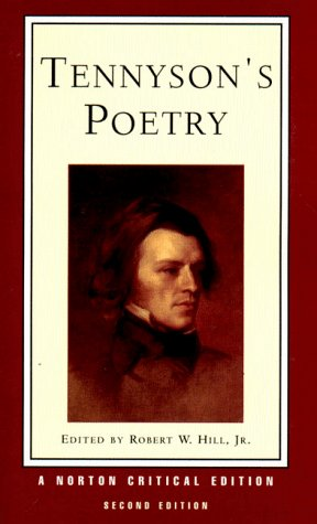 Tennyson's Poetry  2nd 1999 edition cover