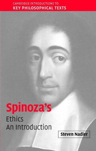 Spinoza's Ethics An Introduction  2006 9780521544795 Front Cover