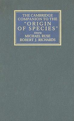 Cambridge Companion to the Origin of Species   2009 9780521870795 Front Cover