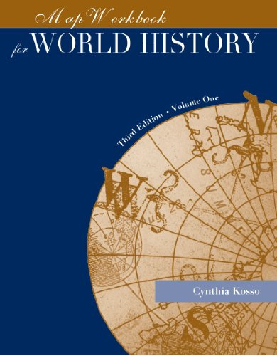 World History  3rd 2001 (Workbook) 9780534571795 Front Cover