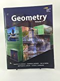 HMH Geometry Interactive Student Edition Volume 1 2015 N/A 9780544385795 Front Cover