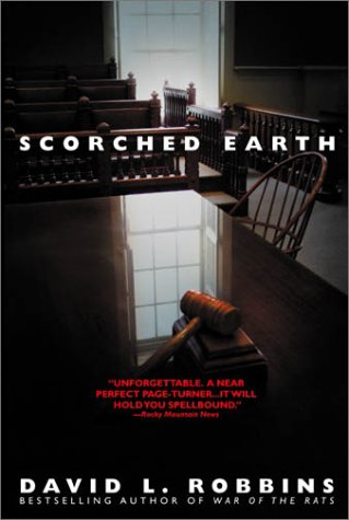 Scorched Earth  N/A 9780553381795 Front Cover