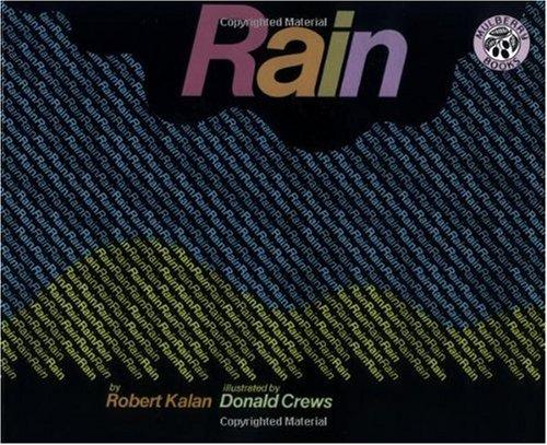 Rain  N/A edition cover