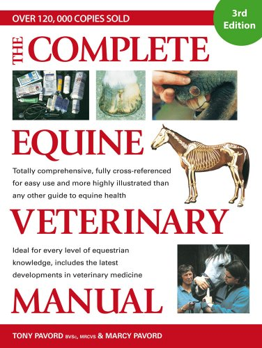 Complete Equine Veterinary Manual  3rd 2009 edition cover