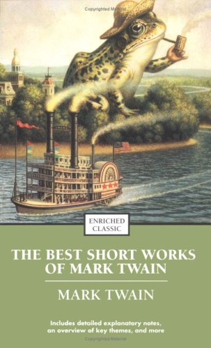 Best Short Works of Mark Twain   2004 9780743487795 Front Cover