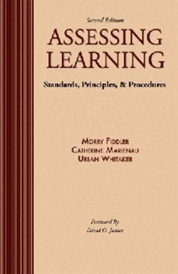 Assessing Learning Standards, Principles, and Procedures 2nd 2006 (Revised) edition cover