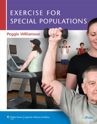 Exercise for Special Populations   2011 edition cover