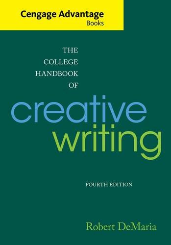 College Handbook of Creative Writing  4th 2014 edition cover