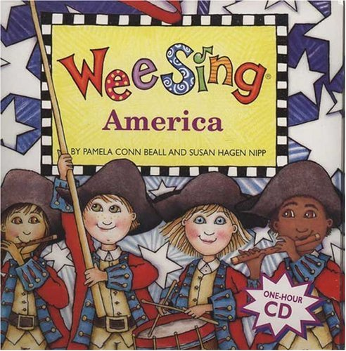 Wee Sing America   2005 edition cover