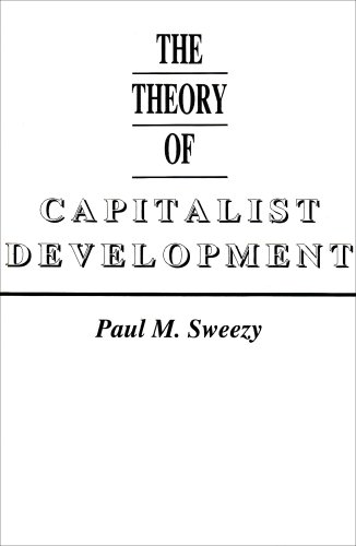 Theory of Capitalist Development  Reprint  edition cover
