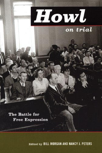 Howl on Trial The Battle for Free Expression  2006 edition cover