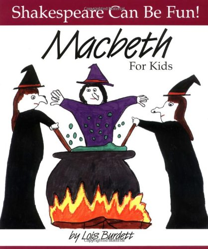 Macbeth for Kids   1996 edition cover