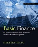 Basic Finance: An Introduction to Financial Institutions, Investments, and Management  2015 edition cover
