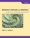 Research Methods and Statistics: A Critical Thinking Approach  2015 edition cover
