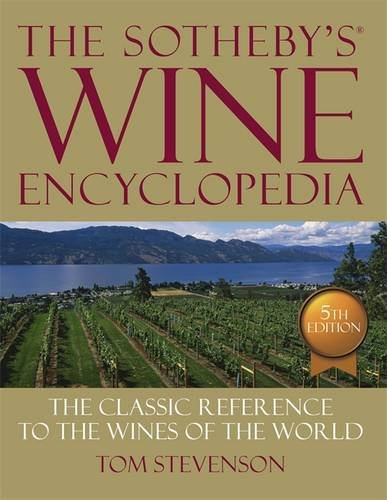 Sotheby's Wine Encyclopedia  5th 2011 9781405359795 Front Cover