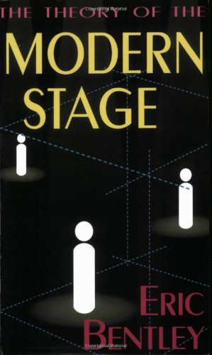 Theory of the Modern Stage   1997 edition cover