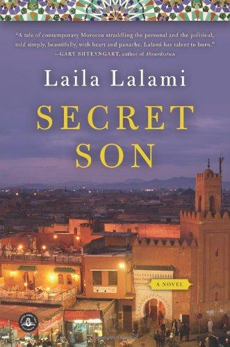 Secret Son  N/A 9781565129795 Front Cover