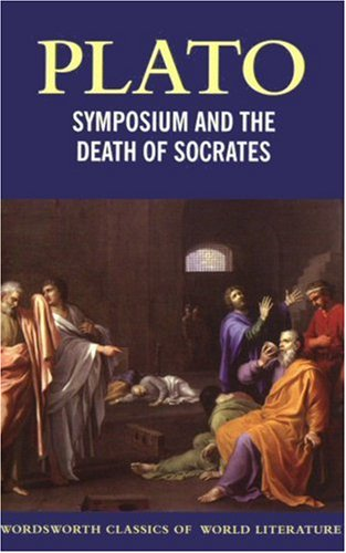 Symposium and the Death of Socrates   2004 edition cover