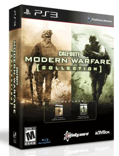 Call of Duty: Modern Warfare Collection PlayStation 3 artwork