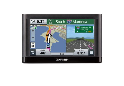 Garmin nüvi 55 GPS Navigators System with Spoken Turn-By-Turn Directions, Preloaded Maps and Speed Limit Displays (Lower 49 U.S. States) product image