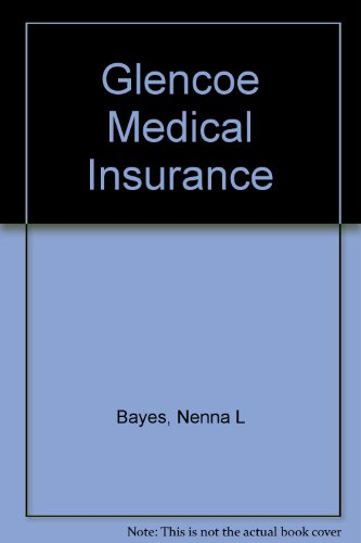 Glencoe Medical Insurance   2002 (Student Manual, Study Guide, etc.) edition cover