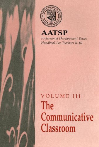 Communicative Classroom   2001 9780030407796 Front Cover