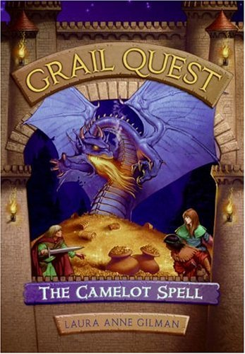 Camelot Spell  2006 9780060772796 Front Cover