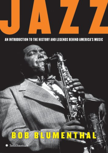 Jazz An Introduction to the History and Legends Behind America's Music  2007 9780061241796 Front Cover