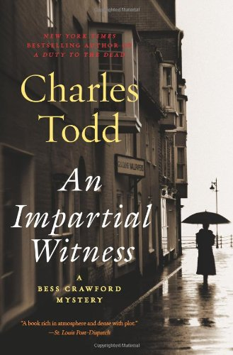 Impartial Witness  N/A edition cover
