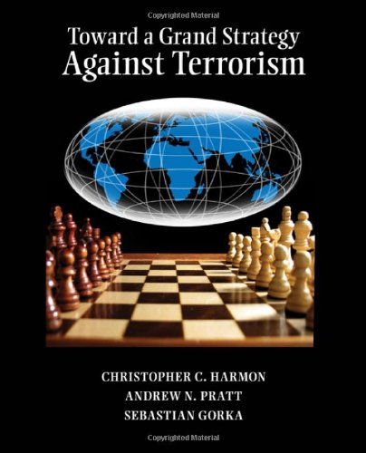 Toward a Grand Strategy Against Terrorism   2011 edition cover