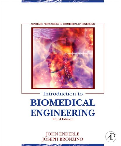Introduction to Biomedical Engineering  3rd 2012 edition cover