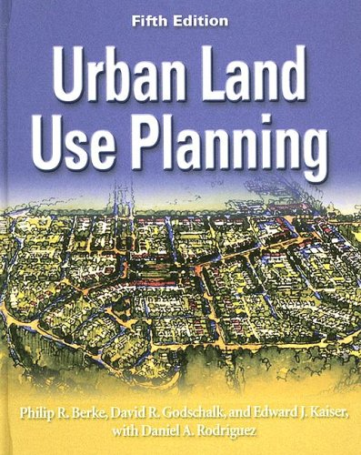 Urban Land Use Planning  5th 2006 edition cover