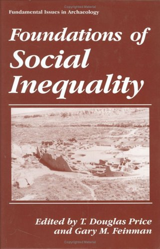 Foundations of Social Inequality   1995 9780306449796 Front Cover