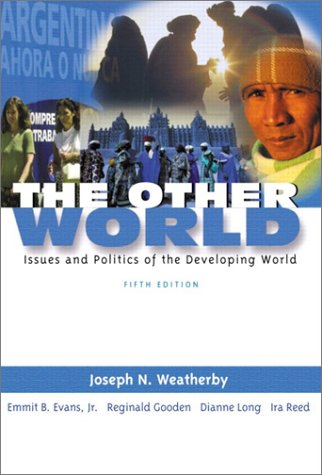 Other World Issues and Politics of the Developing World 5th 2003 edition cover