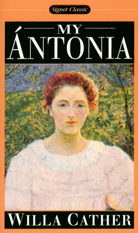 analysis of my antonia novel by willa cather