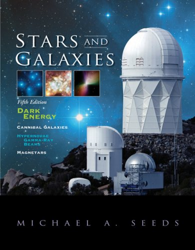 Stars and Galaxies  5th 2007 (Revised) edition cover