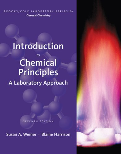 Introduction to Chemical Principles A Laboratory Approach 7th 2010 edition cover
