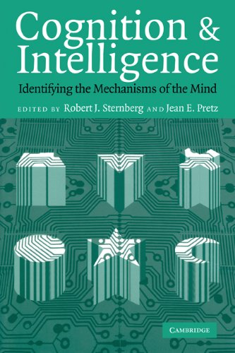 Cognition and Intelligence Identifying the Mechanisms of the Mind  2004 9780521534796 Front Cover