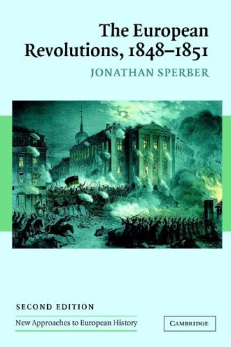 European Revolutions, 1848-1851  2nd 2005 (Revised) edition cover