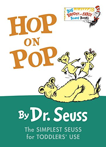 Hop on Pop   1991 9780553496796 Front Cover