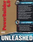 PowerBuilder 6 Unleashed  3rd 1997 9780672311796 Front Cover