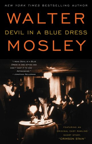 Devil in a Blue Dress   2002 (Reprint) 9780743451796 Front Cover
