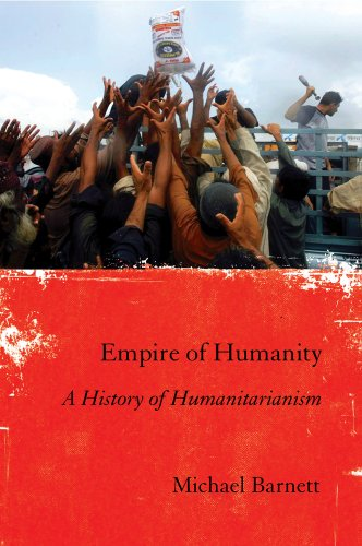 Empire of Humanity A History of Humanitarianism  2013 edition cover
